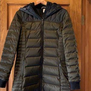 LOLE hooded coat